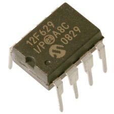 PIC12F629-I/P Mikrocontroller 1Kx14 Flash 6I/O 20MHz DIP8 von Microchip