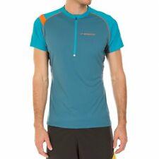 60 & 70%  OFF RETAIL La Sportiva Advance T-Shirt, Men's Running, etc. Active Zip