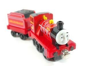 Thomas & Friends Take n Play Along Die Cast 2002 Mike + Tender Learning Curve