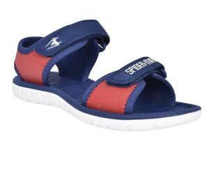 Clarks Sandal Surfing Web Red Size 12 G RRP £26 Spider-Man