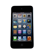 Apple iPod Touch 4th Generation Model #A-1367 Black MP3 Gen 4 Original ( 8GB )