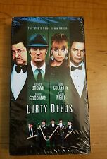 Dirty Deeds (VHS, 2003) Bryon Brown, John Goodman, Toni Collette, Sam Neill