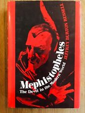 MEPHISTOPHELES: THE DEVIL IN MODERN WORLD By Jeffrey Burton Russell Hardcover