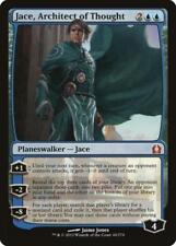 JACE, ARCHITETTO DEL PENSIERO - JACE, ARCHITECT OF THOUGHT Magic RTR Mint