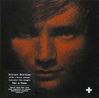 Ed Sheeran + Deluxe Edition 4 Bonus Tracks and The A Team CD