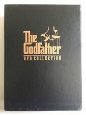 The Godfather Collection The Godfather The Godfather: Part Ii The Godfather Iii