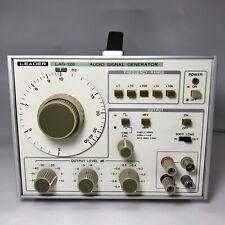 Leader Lag 126 Laboratory Audio Signal Generator Made In Japan
