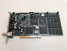 COGNEX PCI VISION CARD P/N 203-2021 REV B3 P/N 801-6101-02 Fully Tested!