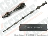 Harry Potter Movie Hogwarts Dumbledore w/ Scripture Magic Wand Cosplay Halloween