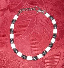 EM - Keramik Hunde Halsband Schmuckhalsband verschiedene Größen 16,95 -22,95