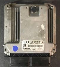 Calculateur moteur AUDI A6 3.0 TDI EDC17CP44 0281019739 4G0907589C