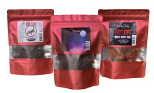 Spice Gift Set Dried Carolina Reaper Peppers Ghost Pepper Scorpion Chili 15