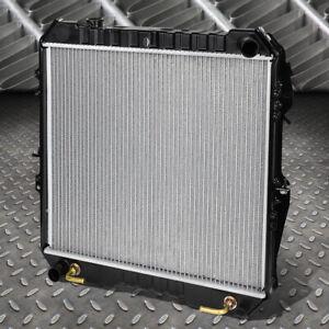 FOR 88-95 TOYOTA 4RUNNER/PICKUP V6 AT FULL ALUMINUM CORE COOLING RADIATOR DPI 50