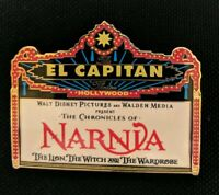 Disney DSF Narnia Marquee LE 300 Pin 43218 Lion Witch Wardrobe