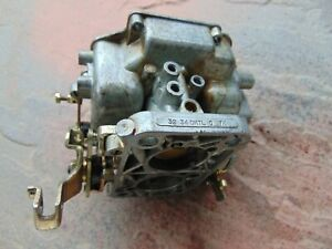 Classic Weber 32 34 DMTL Carburettor Body Vergaser VW BMW