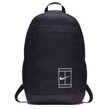 Nike Court Backpack (25L) Tennis Bag Soccer Travel Racquet Black Nwt Ba5452-010