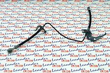 GENUINE Vauxhall ASTRA ZAFIRA COMBO MERIVA REAR BRAKE FLEXI HOSE & PIPE RH - NEW