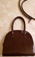 Nine West cross body brown hand bag