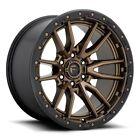 18 Inch Bronze Black Wheels Rims Chevy Silverado 1500 Tahoe Truck Suburban 6 Lug