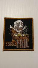 Senses Fail 2006 emo punk screamo logo patch music skull