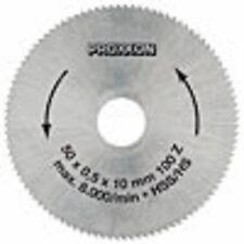 PROXXON 28020 Lama Sega Circolare HSS 50 mm