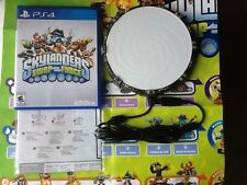 SKYLANDERS SWAP FORCE PS4 GAME,PORTAL AND POSTER NEW