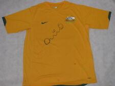 HARRY KEWELL Hand Signed Australia Soccer Shirt  **HUGE SIGNATURE** Photo Proof
