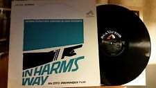 In Harms Way soundtrack Jerry Goldsmith RCA LSO 1100 3S,3S 1st press