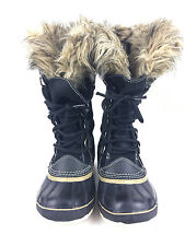 Sorel Joan of Artic Women's Black Boot Size US.6 UK.4 EU. 37
