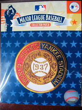 MLB New York Yankees 1937 World Series Champions Patch