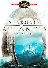 Stargate Atlantis - Rising (Pilot Episode) DVD, Andee Frizzell, Paul McGillion,