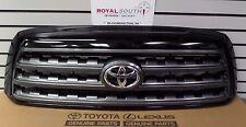 Toyota Sequoia Painted Black 202 Grille Genuine OE OEM