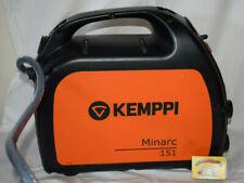 Kemppi Minarc 151 Arc Welder 110V Welding Machine