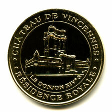 94 VINCENNES Château, 2011, Monnaie de Paris