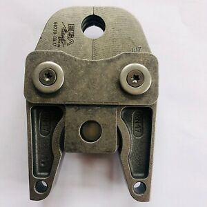 Radial Pressing Clamps Fitting Jaws Tongues Ega Master RN17 New