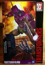 New Hasbro Transformers Masterpiece Optimus Prime Shattered Glass MP-10SG MISB