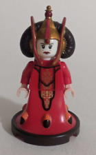 Authentic Lego Star Wars Queen Amidala Minifig from Set #9499 - Minifig #sw387