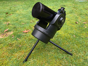 Meade 90mm ETX-90 RA Reflector Telescope Camera Adaptor RARE Purple Original Box