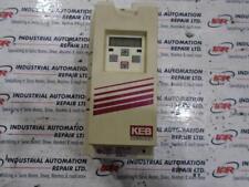 KEB COMBIVERT DRIVE 8.1 AMPS 10F5C1B-LA0A