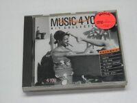 Music 4 You 6 Elton John, Al Corley ('Square rooms'), Melissa Manchester,.. [CD]
