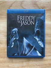 Freddy vs. Jason (Blu-ray Disc, 2009) Broken Case