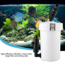 Aquarium Außenfilter Pumpe Externer Aquariumfilter Kanisterfilter Für Aquarien♥