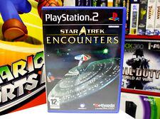 STAR TREK ENCOUNTERS - PS2 PLAYSTATION -3307210241429- MODENA