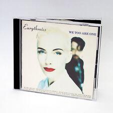 Eurythmics - We Demasiado Son Uno - música cd álbum