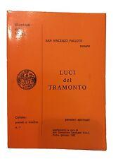 LUCI DEL TRAMONTO - San Vincenzo Pallotti - S.A.C. - 1982