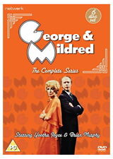 George And Mildred - Complete Box Set [New DVD]