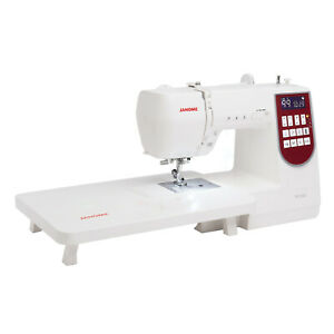 Janome DM7200 Computerised Sewing Machine upgrade fr beginners machines quilting