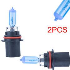 9007 100W 6000k Pair High/ Low Xenon HID Super White Replacement Light Bulbs HS