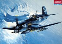 Academy 1/48 Scale F4U-4B Corsair USA Plastic Model Kit 12267