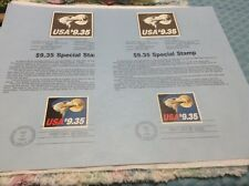 First day of Issue stamps....$9.35...Aug.12, 1983....two